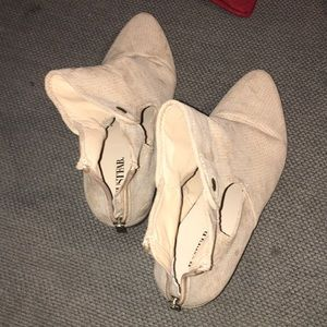 JustFab Shoes - Good condition